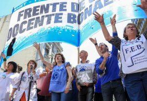 Lee más sobre el artículo Logro del Frente de Unidad  Docente Bonaerense