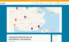 CONGRESO PROVINCIAL DE DELEGADAS Y DELEGADOS