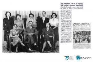 Lee más sobre el artículo HISTORIA DEL SADOP