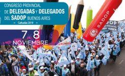 Hacia el Congreso en Cañuelas