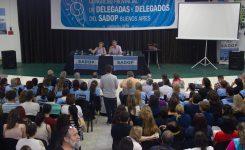 CONGRESO DE DELEGADAS Y DELEGADOS -1ra. parte-