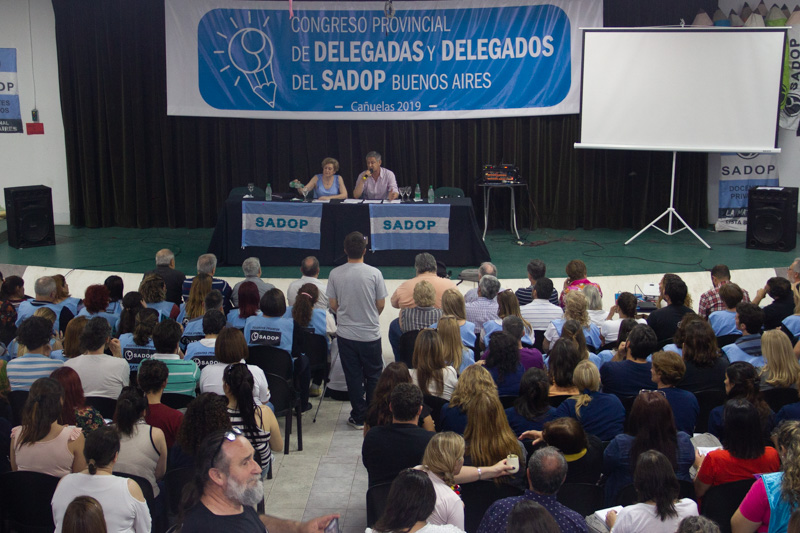 En este momento estás viendo CONGRESO DE DELEGADAS Y DELEGADOS -1ra. parte-