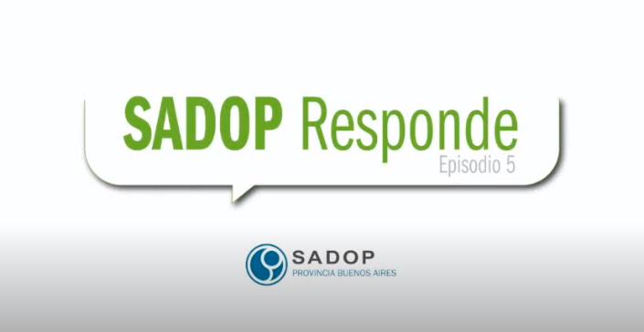 En este momento estás viendo SADOP RESPONDE -V-