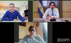ENCUENTRO DE SADOP CON EL MINISTRO DE EDUCACIÓN