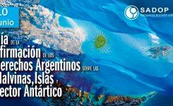 REAFIRMACIÓN DE LOS DERECHOS ARGENTINOS SOBRE MALVINAS