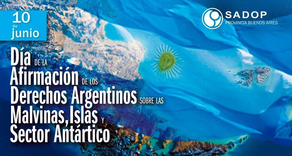 En este momento estás viendo REAFIRMACIÓN DE LOS DERECHOS ARGENTINOS SOBRE MALVINAS