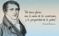 A 250 AÑOS DEL NACIMIENTO DE MANUEL BELGRANO