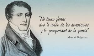 Lee más sobre el artículo A 250 AÑOS DEL NACIMIENTO DE MANUEL BELGRANO
