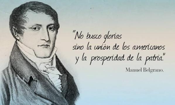En este momento estás viendo A 250 AÑOS DEL NACIMIENTO DE MANUEL BELGRANO