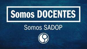 Lee más sobre el artículo SADOP SOLIDARIO