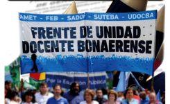 EL FUDB REPUDIA EL ESPIONAJE DEL GOBIERNO DE MACRI