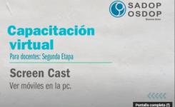 SCREEN CAST – OTRA PANTALLA MÁS