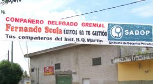 Lee más sobre el artículo ELECCIÓN DE DELEGADOS EN EL INSTITUTO BENITO QUINQUELA MARTÍN DE LAFERRERE.