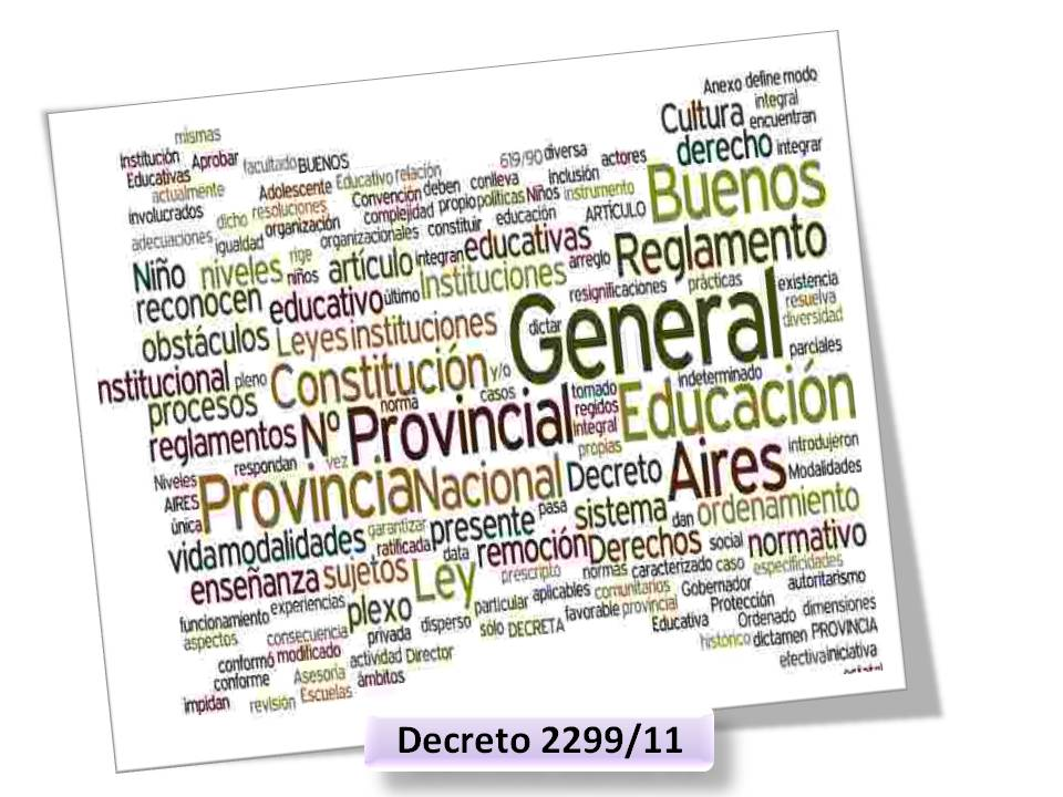 En este momento estás viendo REGLAMENTO GENERAL DE LAS INSTITUCIONES EDUCATIVAS DE LA PROVINCIA DE BUENOS AIRES