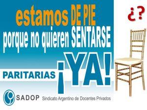 Lee más sobre el artículo EL SADOP FUE CONVOCADO POR EL MINISTERIO DE TRABAJO