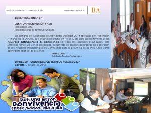 Lee más sobre el artículo ACUERDOS INSTITUCIONALES DE CONVIVENCIA