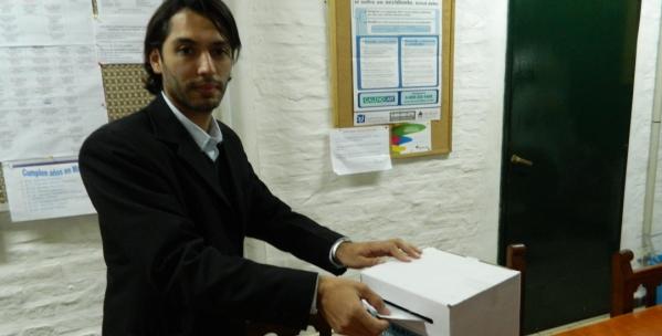 En este momento estás viendo DELEGACIÓN LA MATANZA: Elección de Delegado en el Instituto Nuestra Señora del Hogar de González Catán