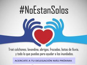 Lee más sobre el artículo #NO ESTAMOS SOLOS