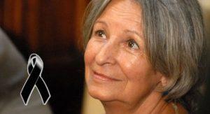 Lee más sobre el artículo El SADOP EXPRESA SU PROFUNDO DOLOR POR EL FALLECIMIENTO DE LA Cra. Mary SANCHEZ