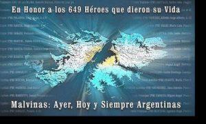 Lee más sobre el artículo MALVINAS, POR SIEMPRE ARGENTINAS