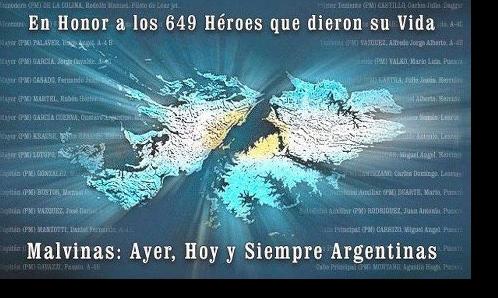 En este momento estás viendo MALVINAS, POR SIEMPRE ARGENTINAS