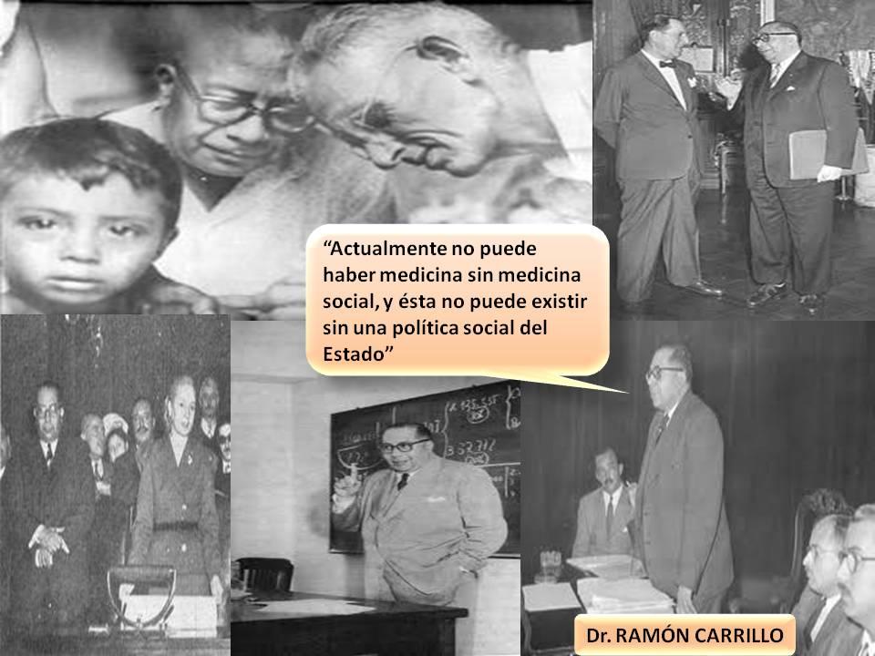 En este momento estás viendo Dr. RAMÓN CARRILLO – MEDICO SANITARISTA