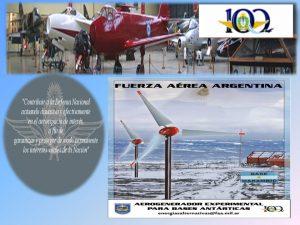 Lee más sobre el artículo DIA DE LA FUERZA AÉREA ARGENTINA  1912 -2012