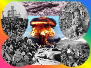 Lee más sobre el artículo BOMBAS ATÓMICAS SOBRE EL PUEBLO JAPONÉS – 6 y 9 de agosto de 1945
