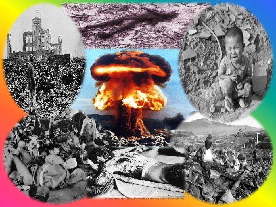 En este momento estás viendo BOMBAS ATÓMICAS SOBRE EL PUEBLO JAPONÉS – 6 y 9 de agosto de 1945