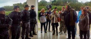 Lee más sobre el artículo REPUDIO del SADOP a la intimidación ejercida por agentes de la policía bonaerense a delegados de SUTEBA y su Secretario General Roberto Baradel