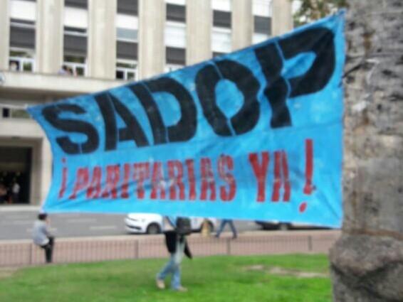 En este momento estás viendo SADOP reclamará ante los obispados por la CONEP